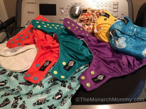 Four Fundamentals of Washing Cloth Diapers
