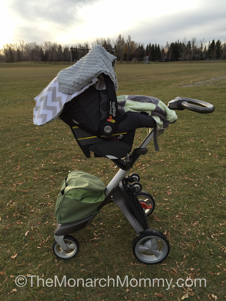 Car Seats & Strollers- Make Your Own Travel System
