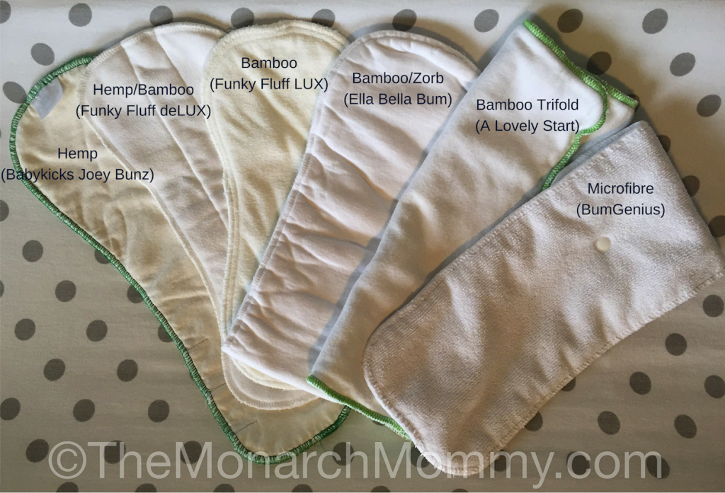 Three Reasons Why I Love Pocket Diapers