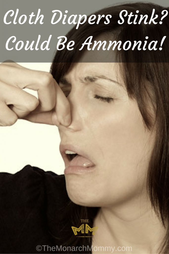 Cloth Diapers Stink? Could Be Ammonia!