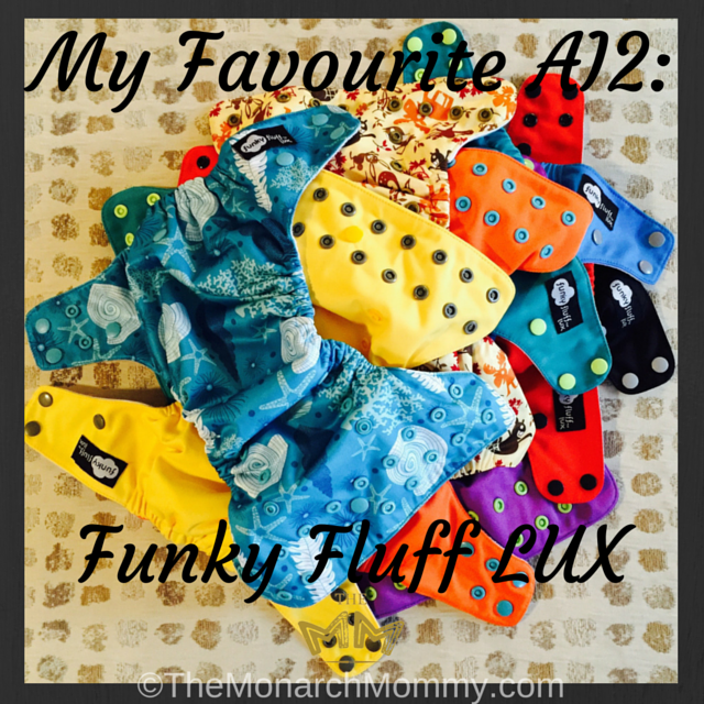 My Favourite AI2 - Funky Fluff LUX