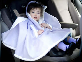 Winter Car Seat Safety: How to Keep Your Kids Safe AND Warm