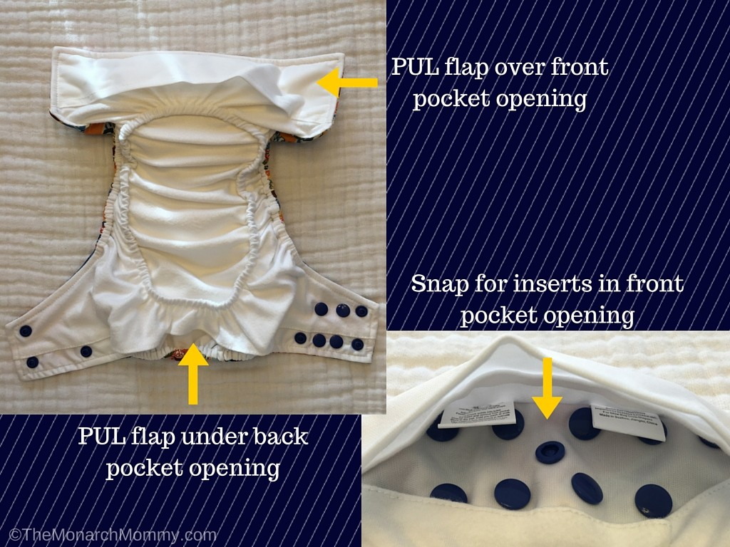 Glow Bug Cloth Diaper Review