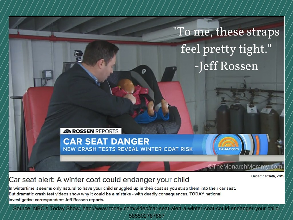 Why The Today Show Car Seat Video Isn't Helping