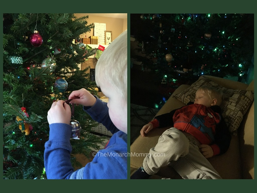 Creating Holiday Memories