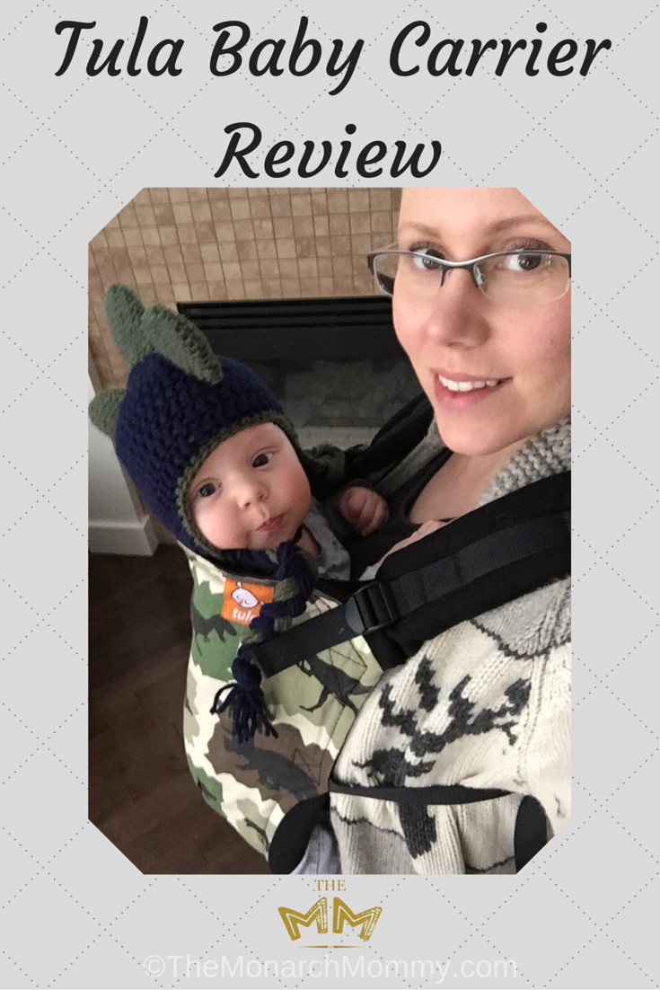 baby tula carrier review