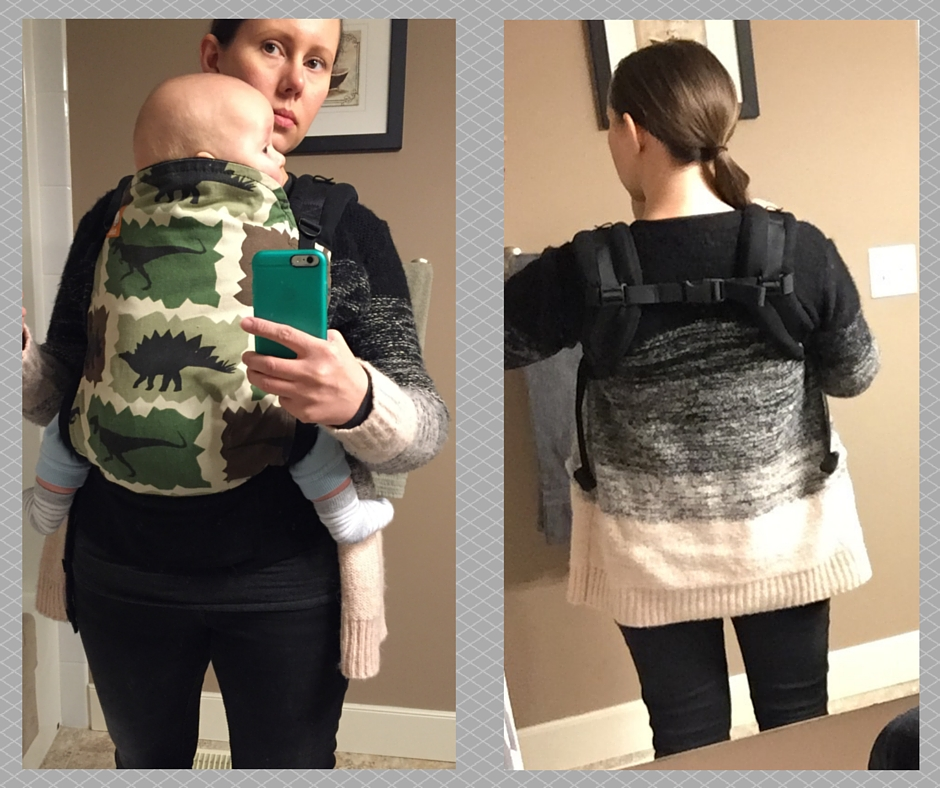 Tula Baby Carrier Review