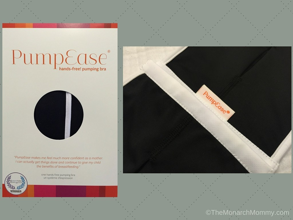 PumpEase Hands Free Pumping Bra Review