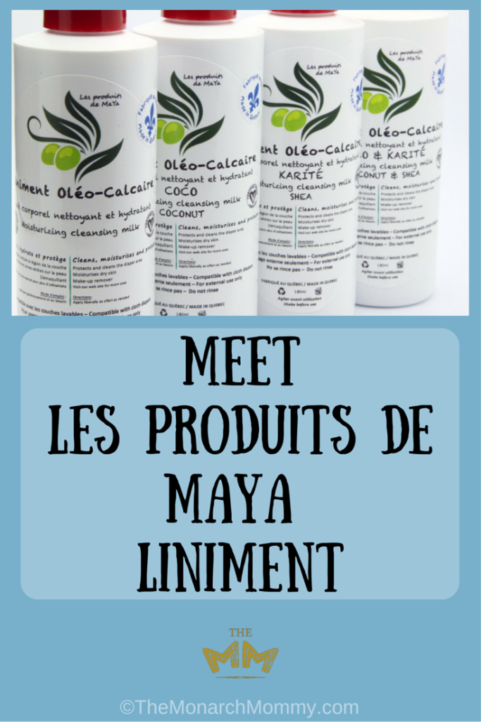 Meet Les Produits de MaYa's Liniment