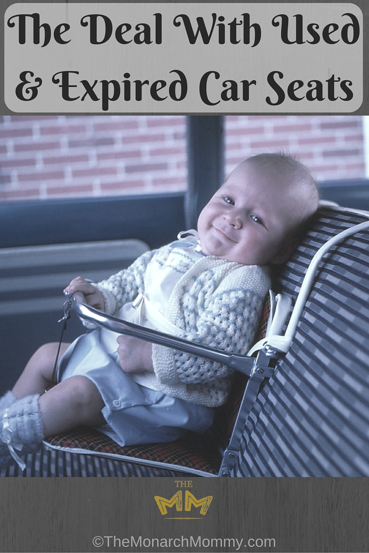 The Deal With Used & Expired Car Seats