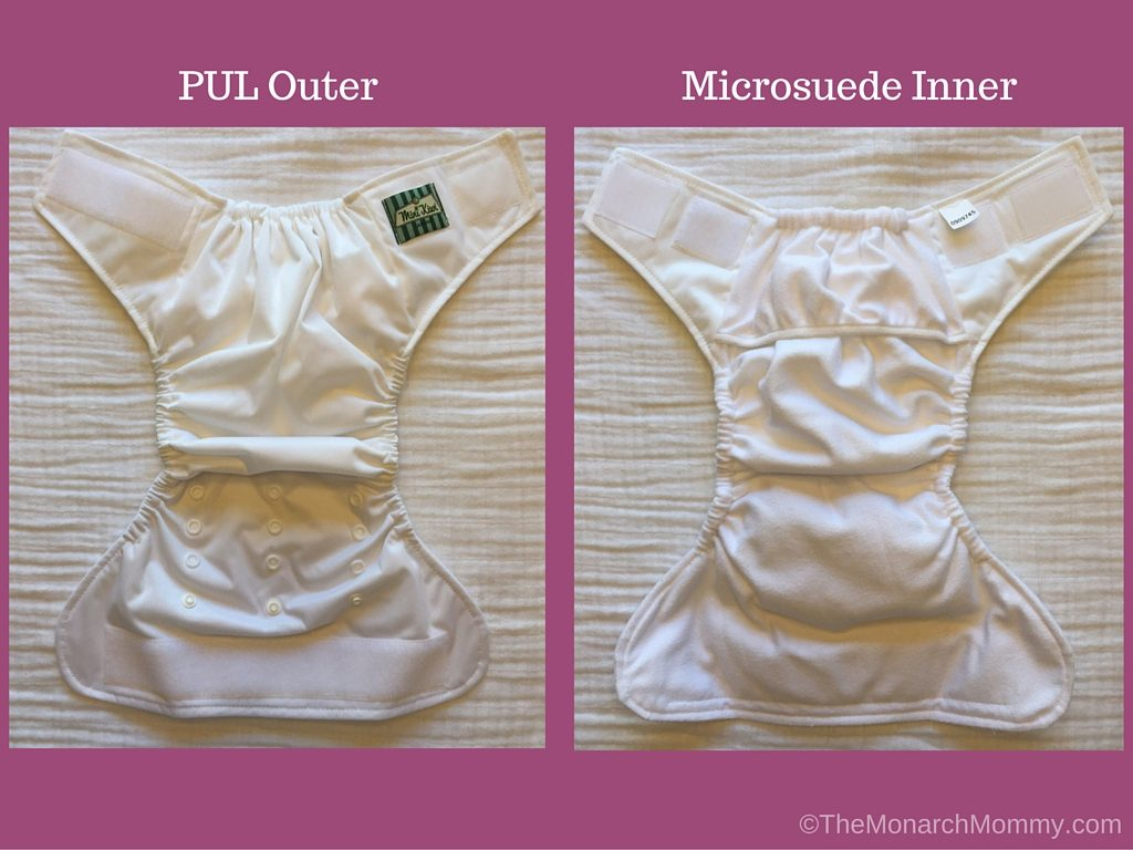 Mini Kiwi Pocket Diaper Review