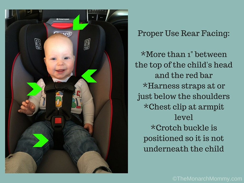 Graco Dimensions 65 Convertible Car Seat Review