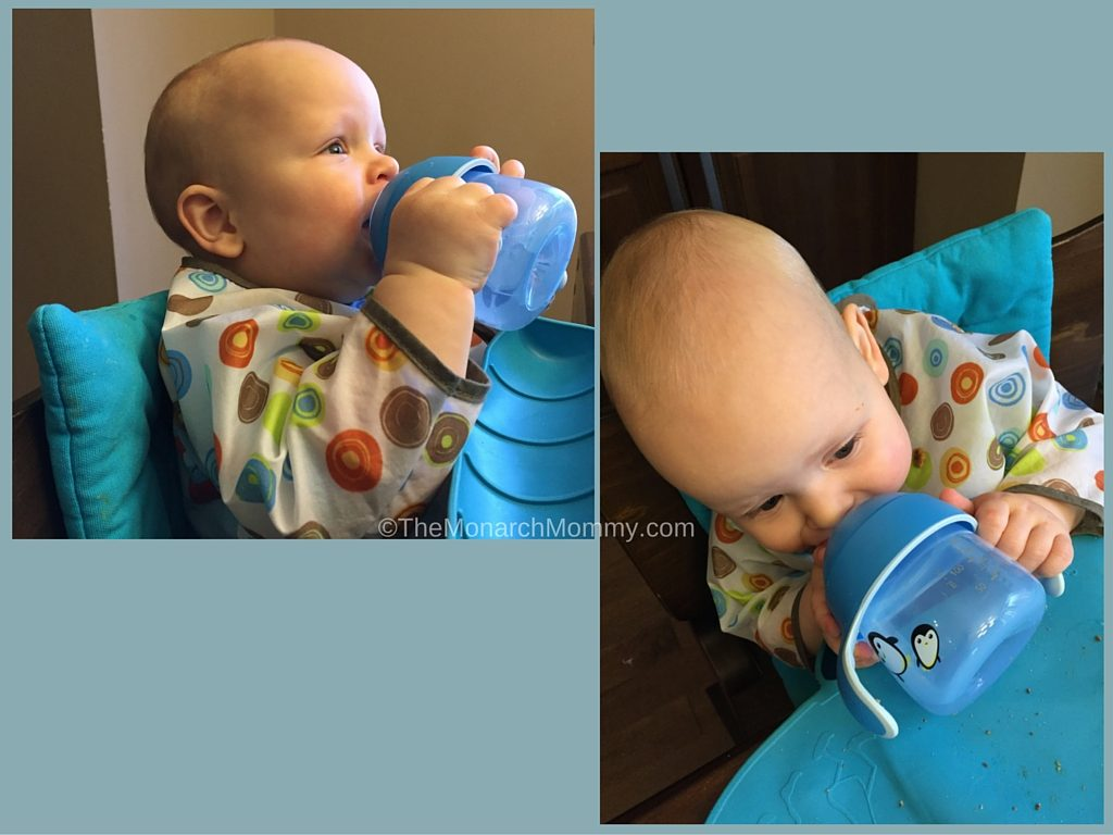 How to Choose the Right Sippy Cup