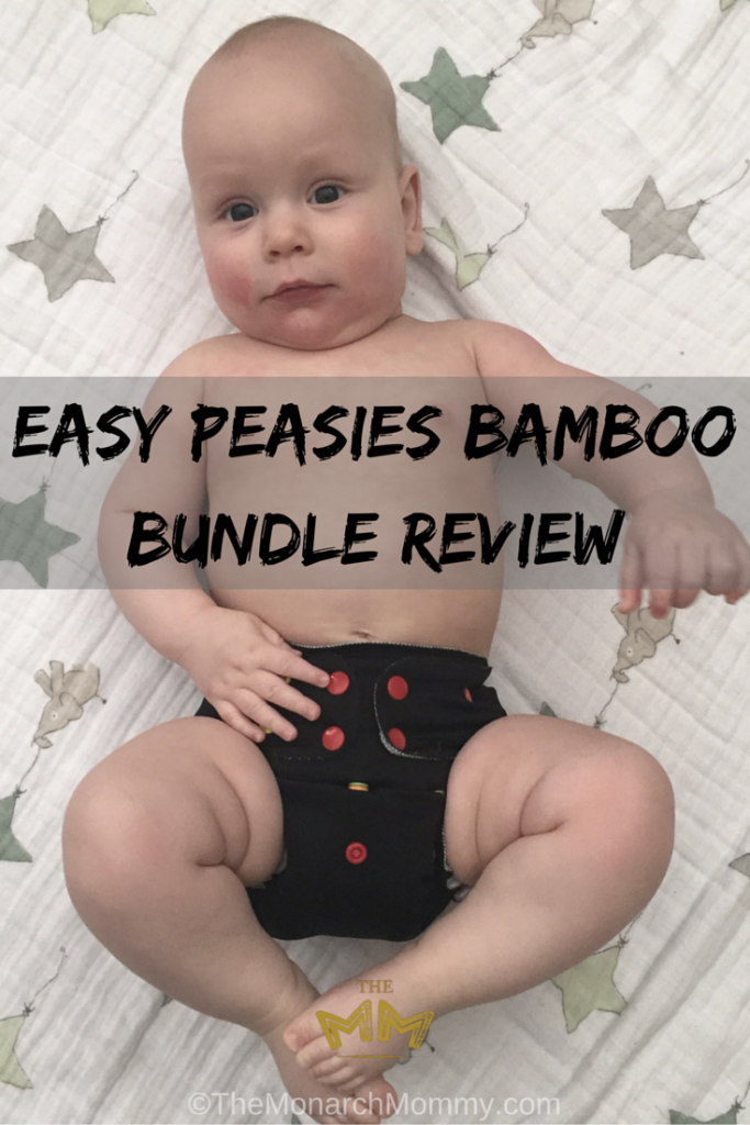 Easy Peasies Bamboo Bundle Review