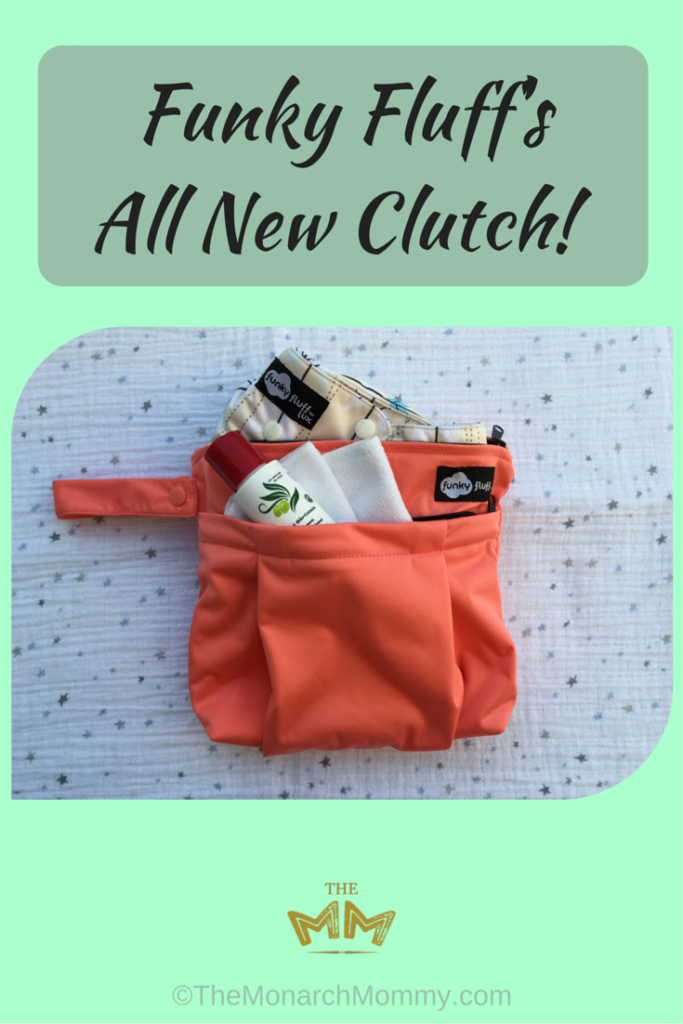 Funky Fluff's All New Clutch!