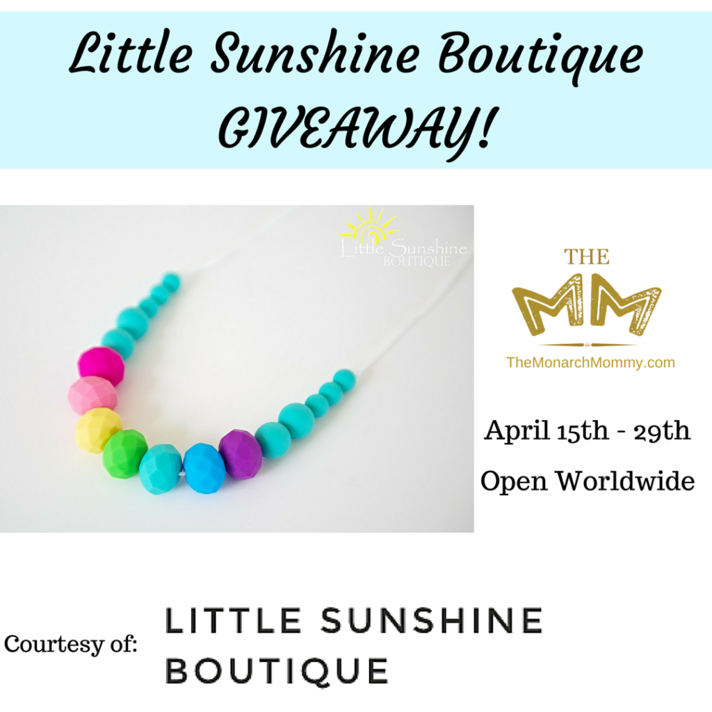 Little Sunshine Boutique Giveaway