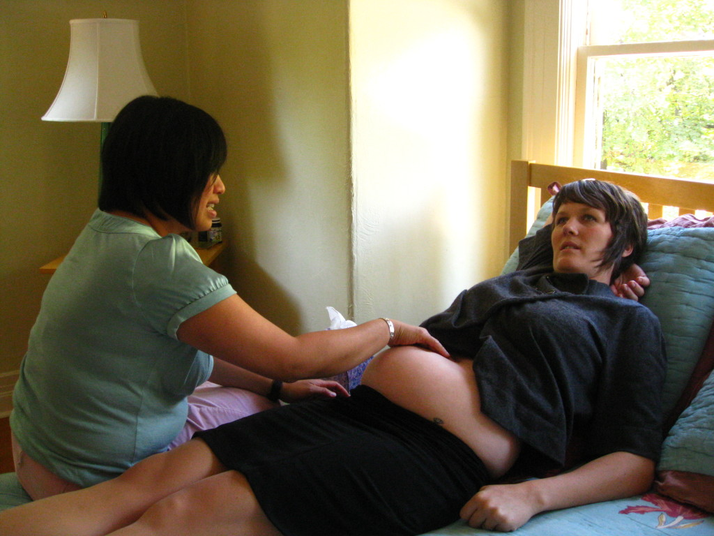 Ten Differences in Prenatal Care with a Midwife