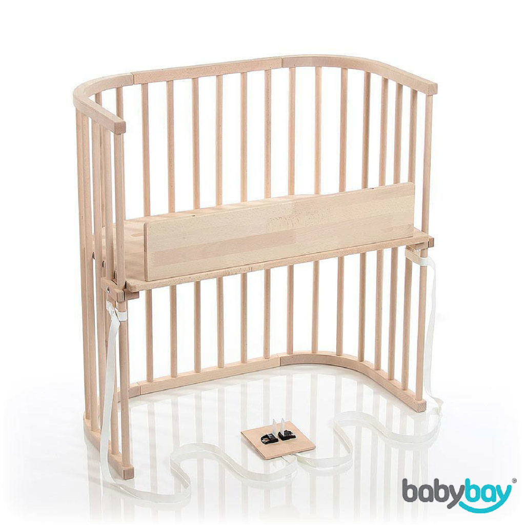 Meet the BabyBay and Get More Sleep!
