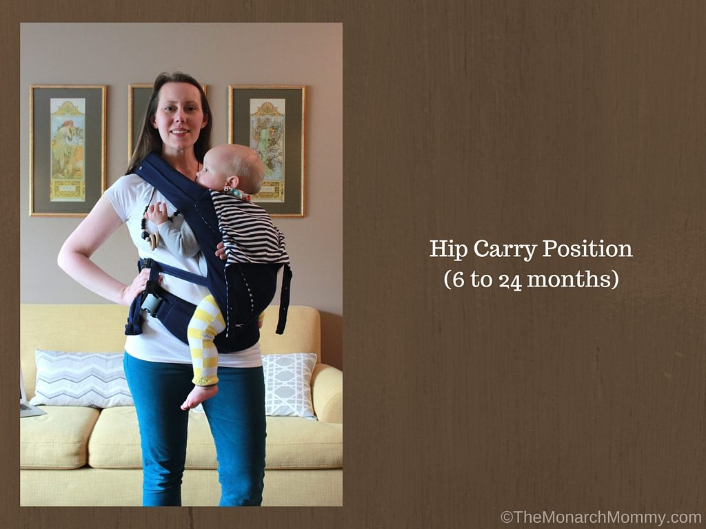 Mountain Buggy Juno Baby Carrier Review