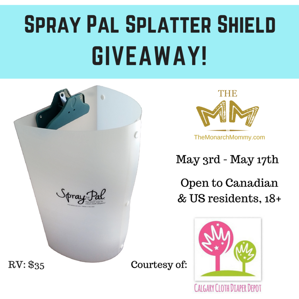 How The Spray Pal Changed Everything Giveaway