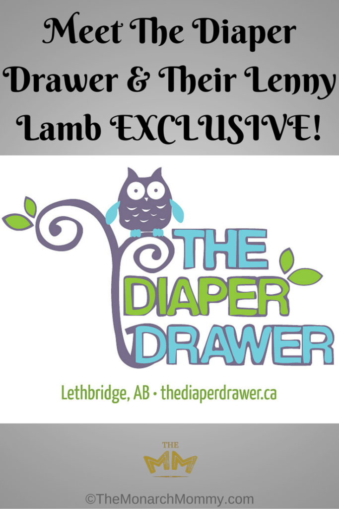 Meet The Diaper Drawer & Their Lenny Lamb EXCLUSIVE!