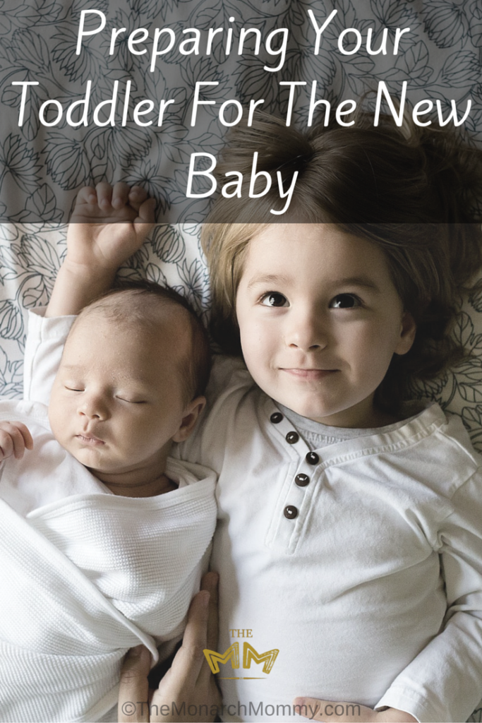 Preparing Your Toddler For The New Baby