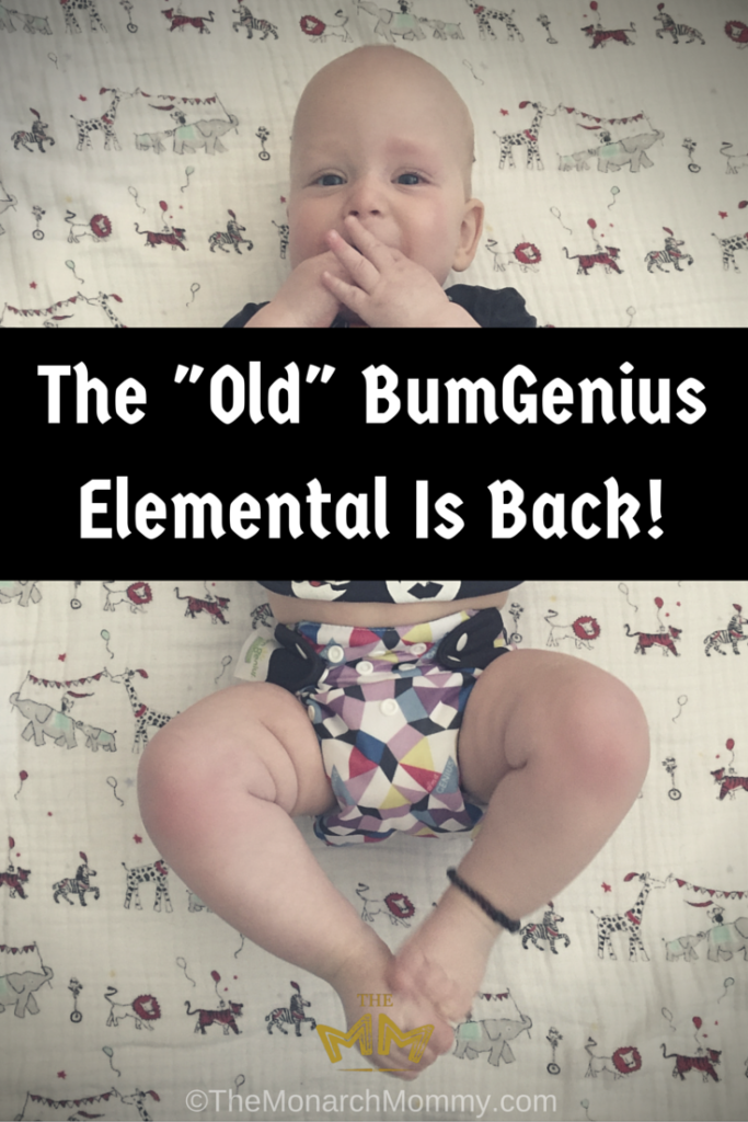 The -Old- BumGenius Elemental Is Back!