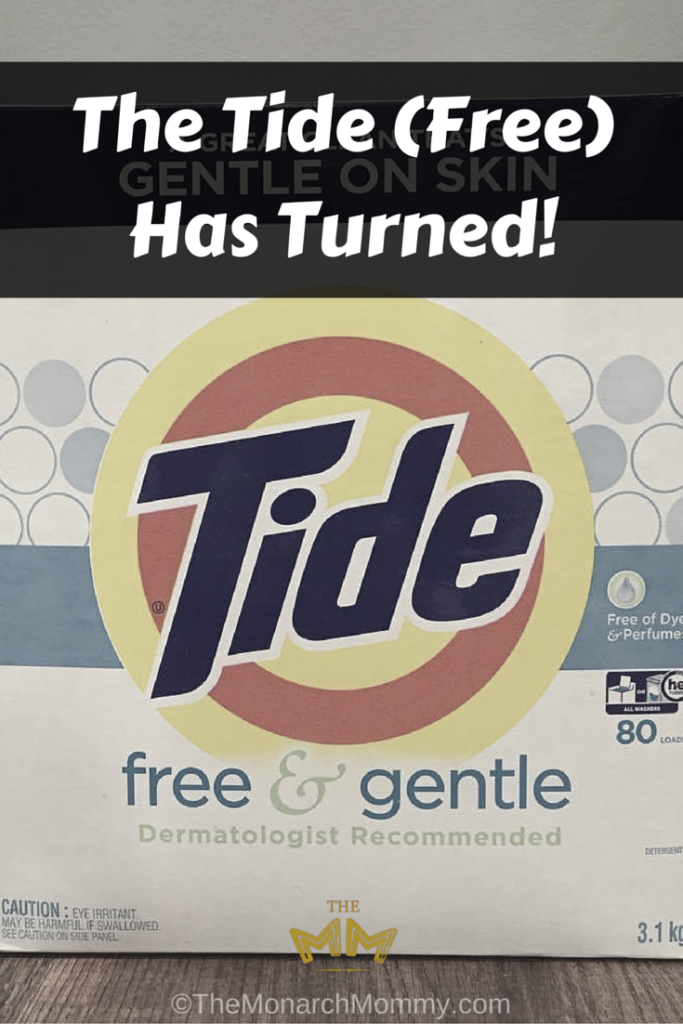 The Tide (Free) Has Turned!
