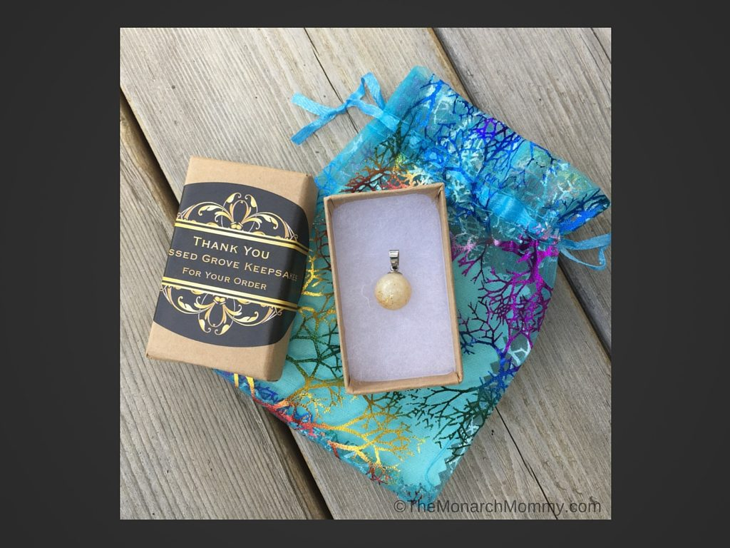 Lasting Memories from Blessed Grove Keepsakes
