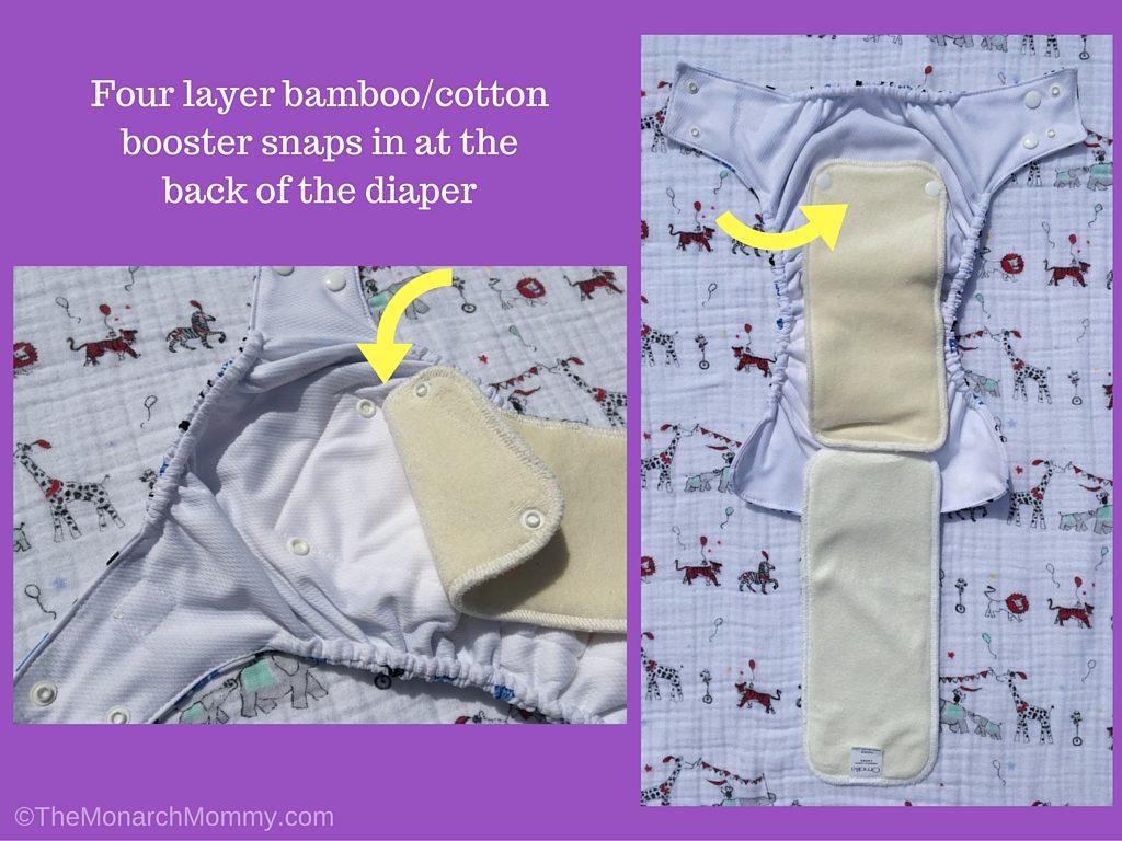 Omaïki AIÖ Cloth Diaper Review
