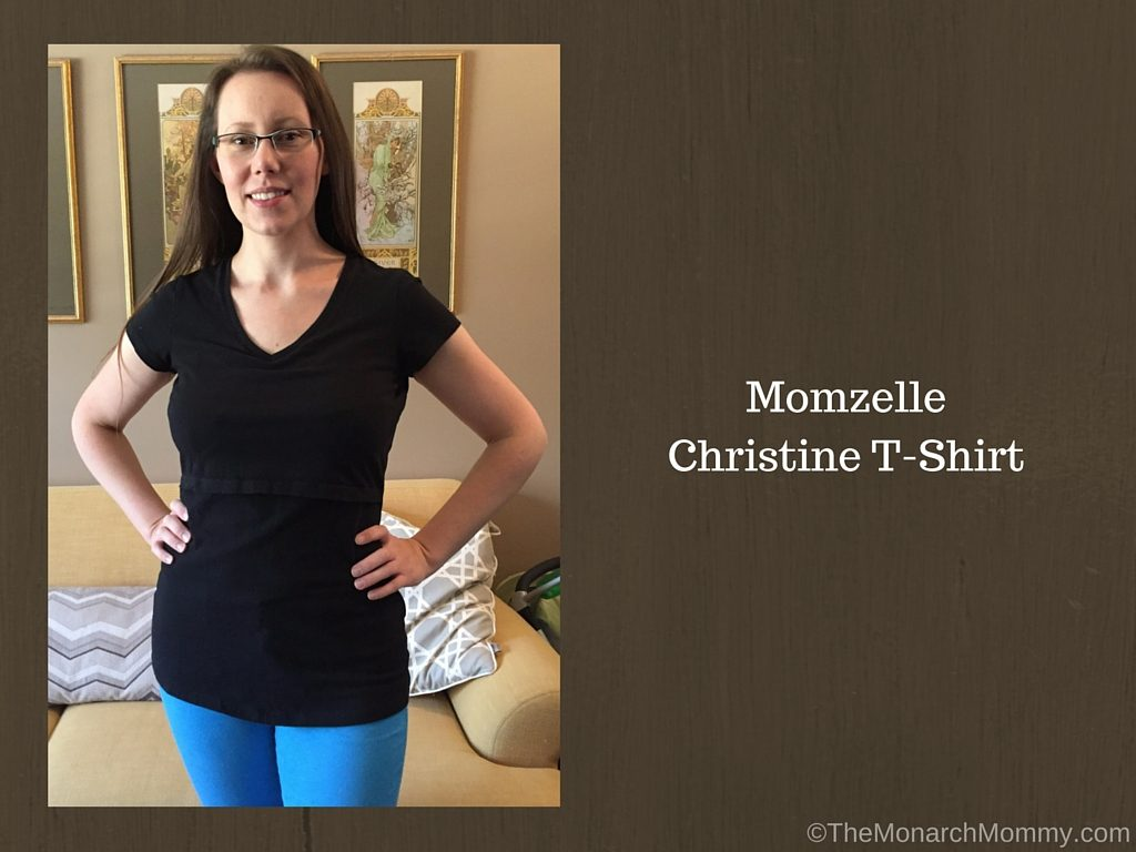 A Wardrobe Update From Momzelle Nursing Apparel