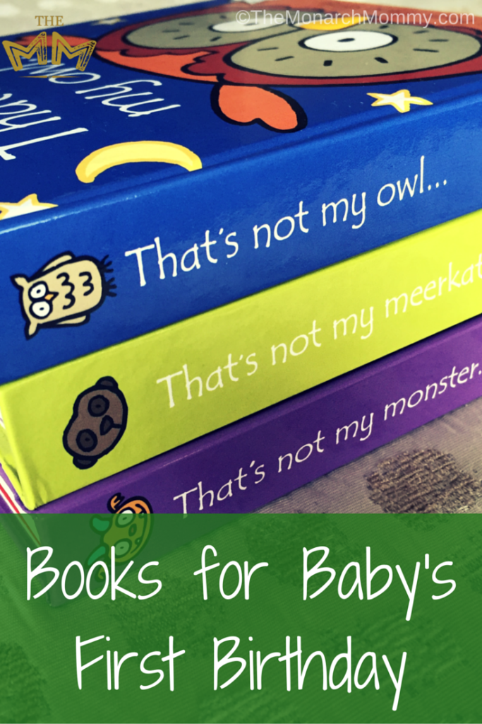 Books for Baby's First Birthday