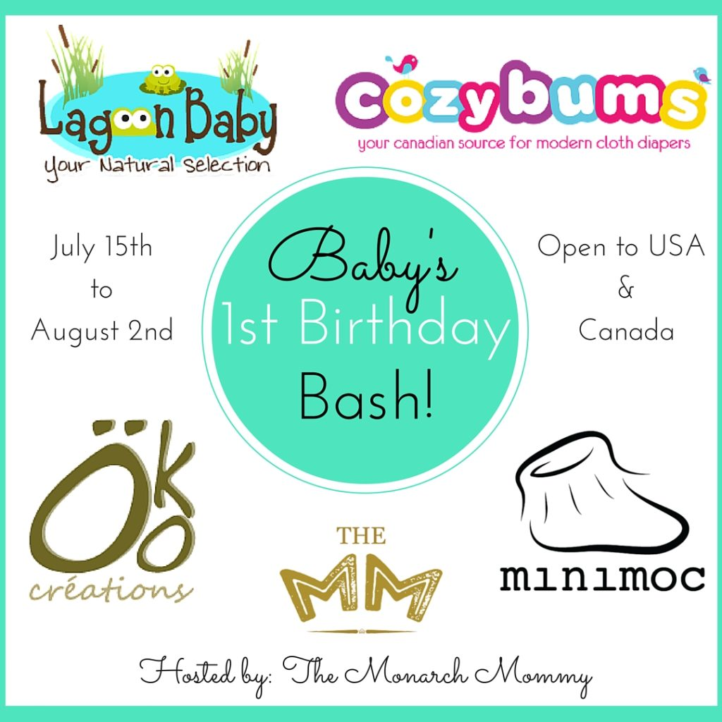 Baby's 1st Birthday Bash!