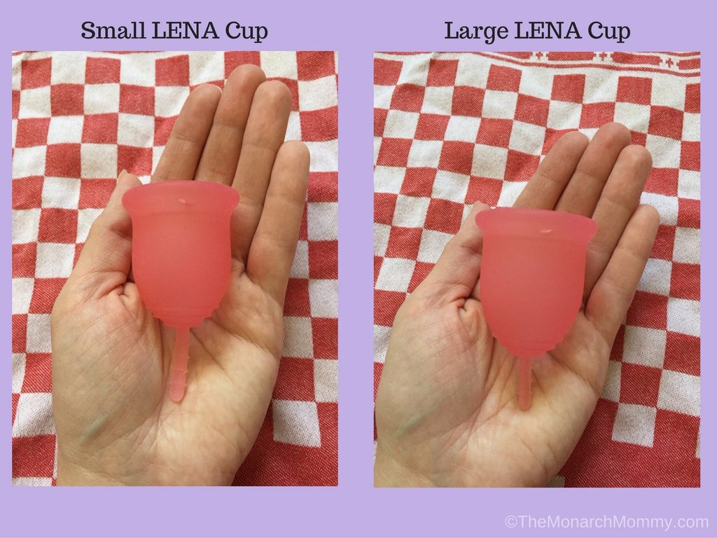 Menstrual Cup 101 with the LENA Cup