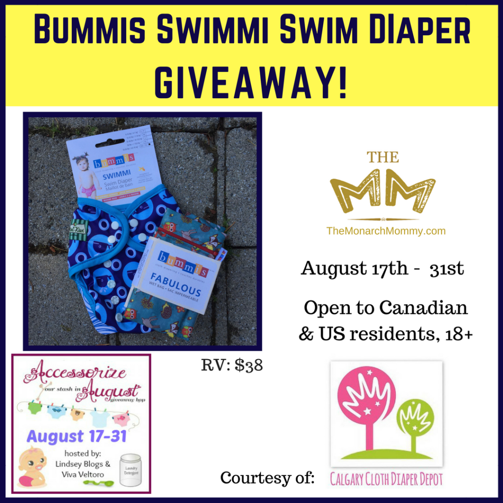 Bummis Swimmi Swim Diaper Review