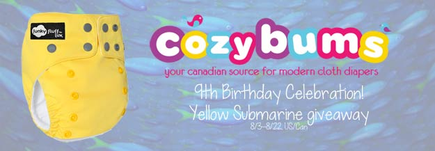 Cozybums' Ninth Birthday Celebration