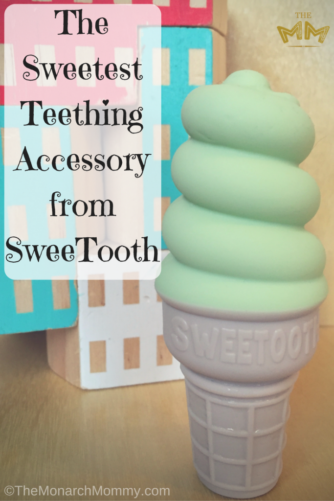 The Sweetest Teething Accessory from SweeTooth