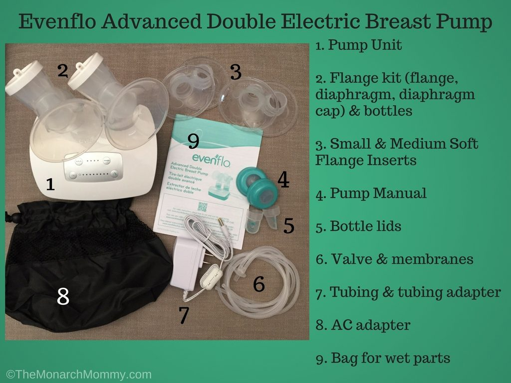 Evenflo Advanced Double Electric Breast Pump Review