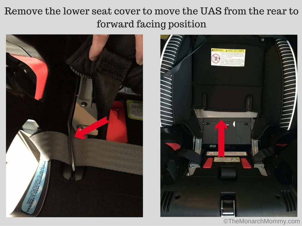 Graco 4Ever 4 in 1 Car Seat Review - TheMonarchMommy