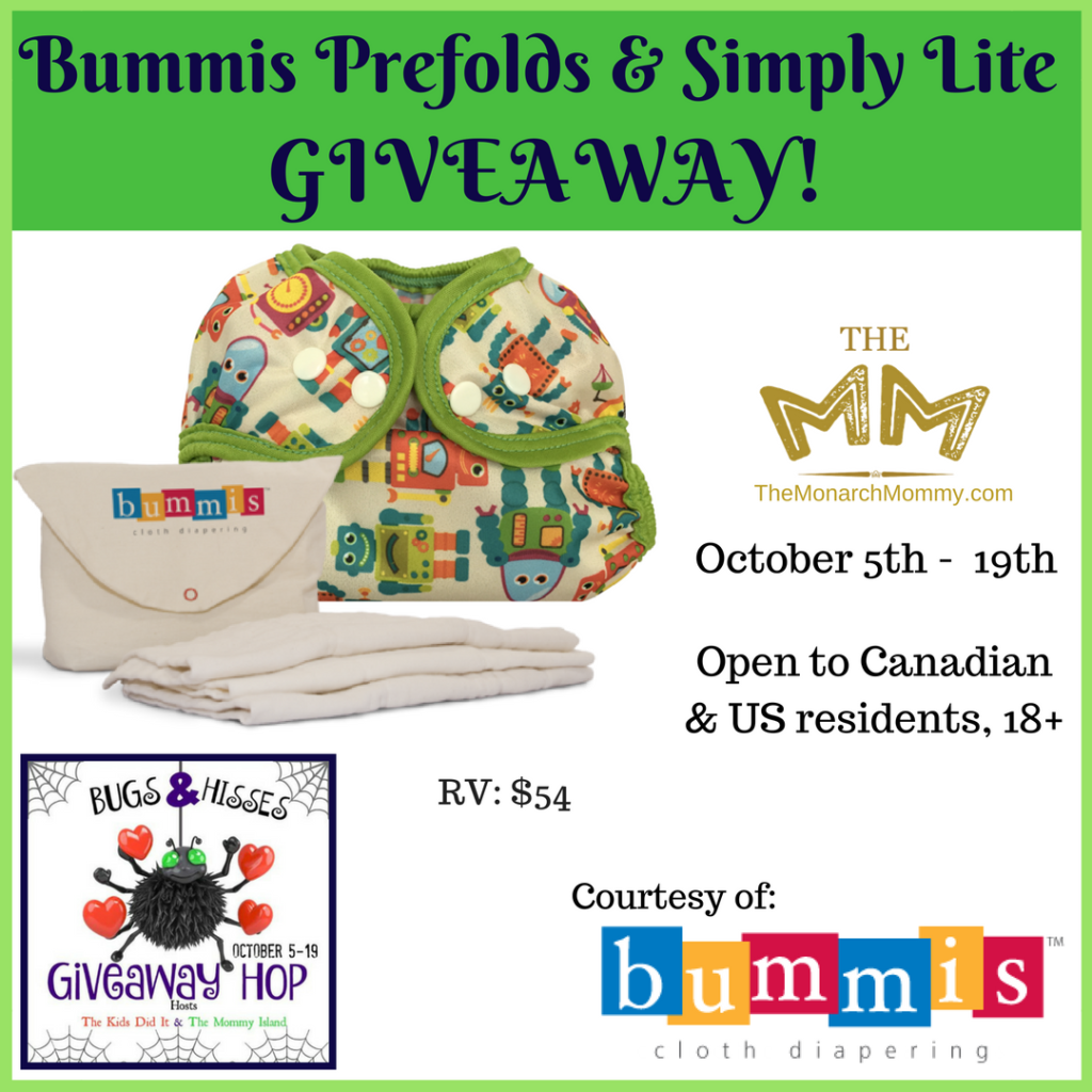 Bummis Prefold & Simply Lite Cover Review