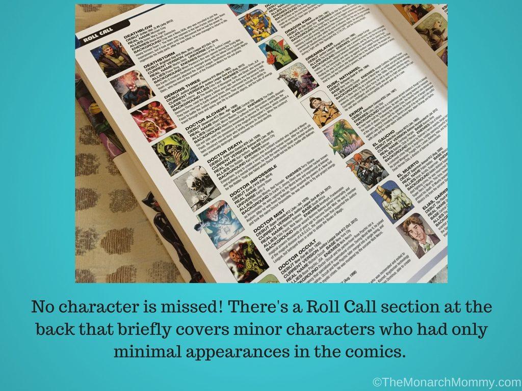 Aquaman to Wonder Woman: The DC Comics Encyclopedia