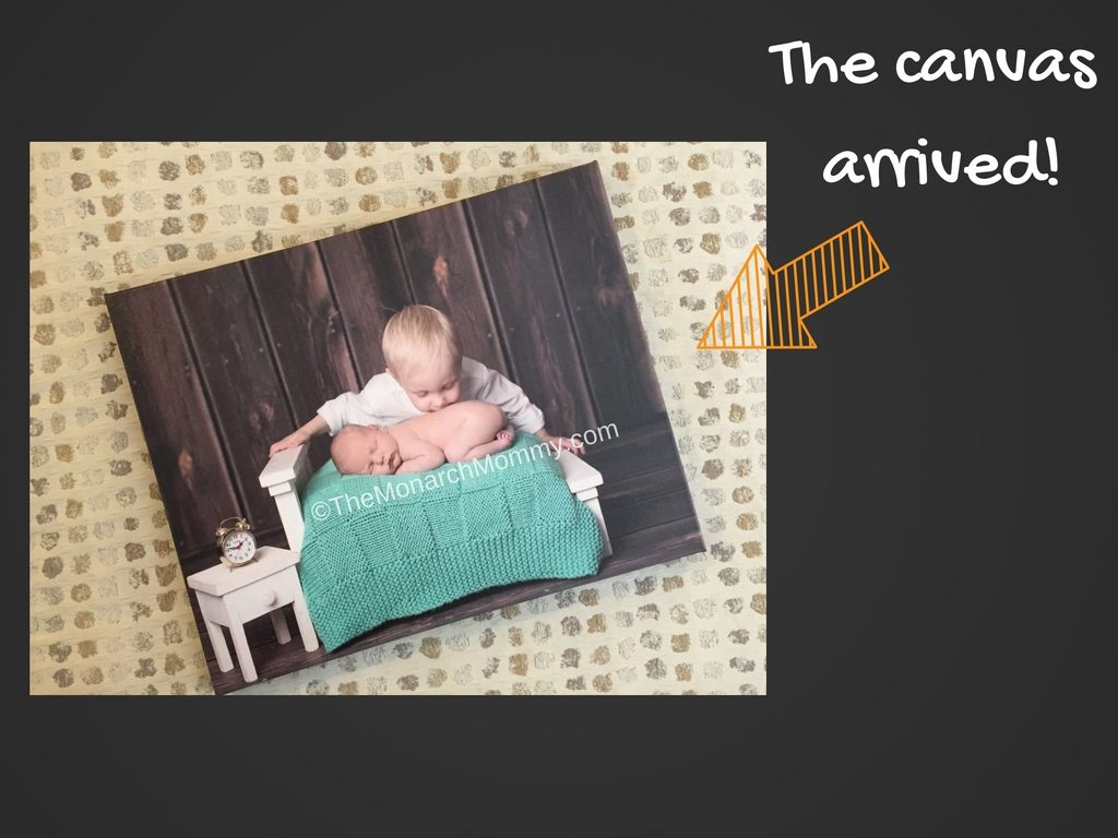 Display Your Family Photos with Canvas Factory