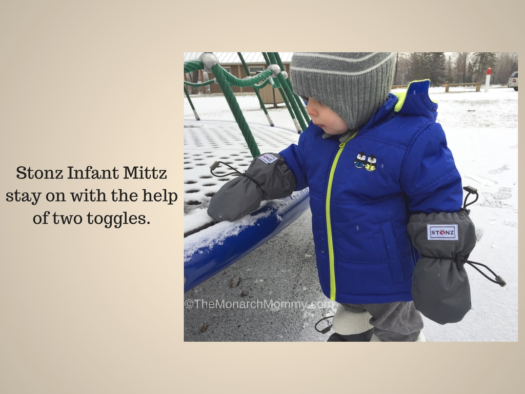Winterize Your Toddler with Stonz