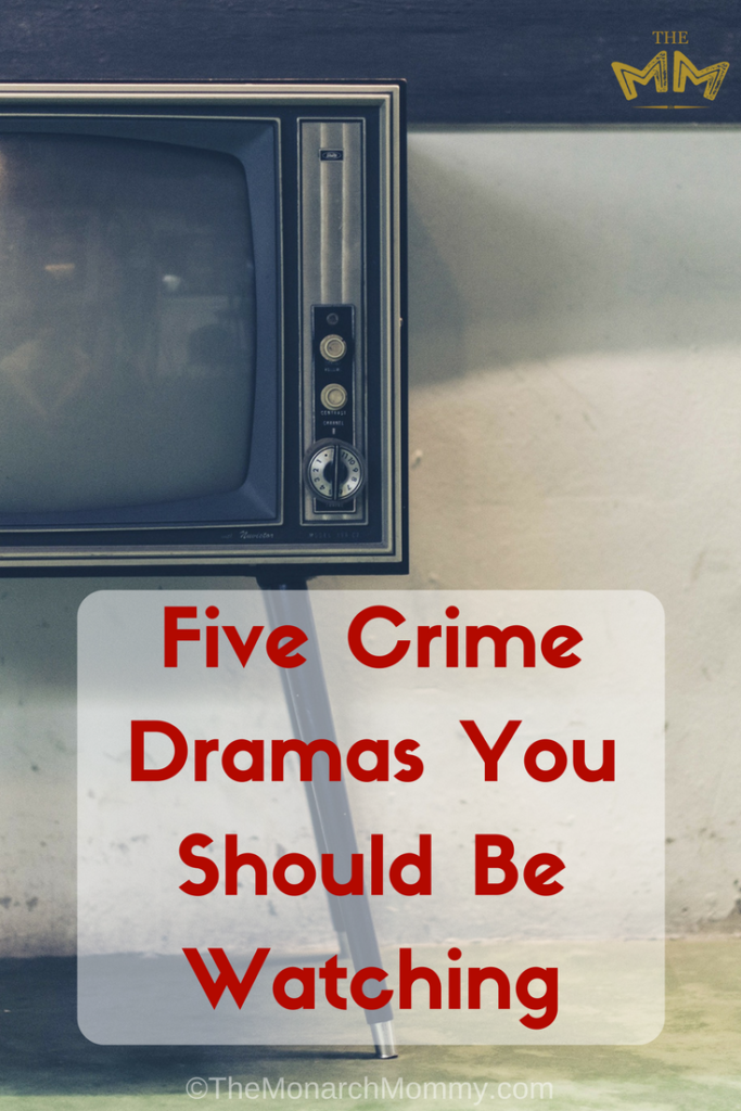 Five Crime Dramas You Should Be Watching