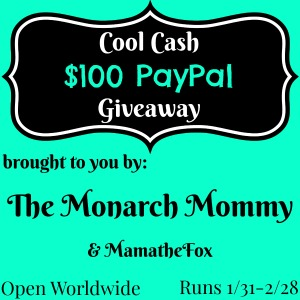 Cool Cash $100 PayPal Giveaway