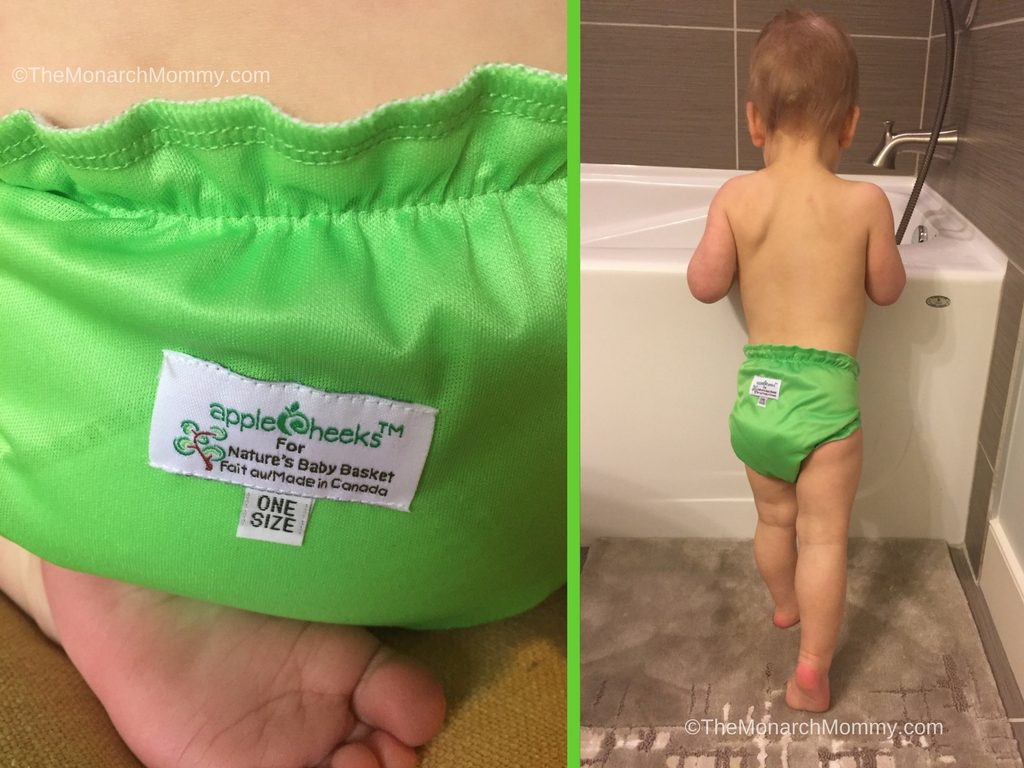 AppleCheeks Always On My Mind 360 Charity Exclusive from Nature's Baby Basket