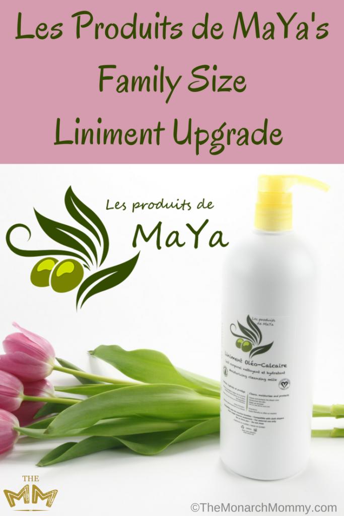 Les Produits de MaYa's Family Size Liniment Upgrade