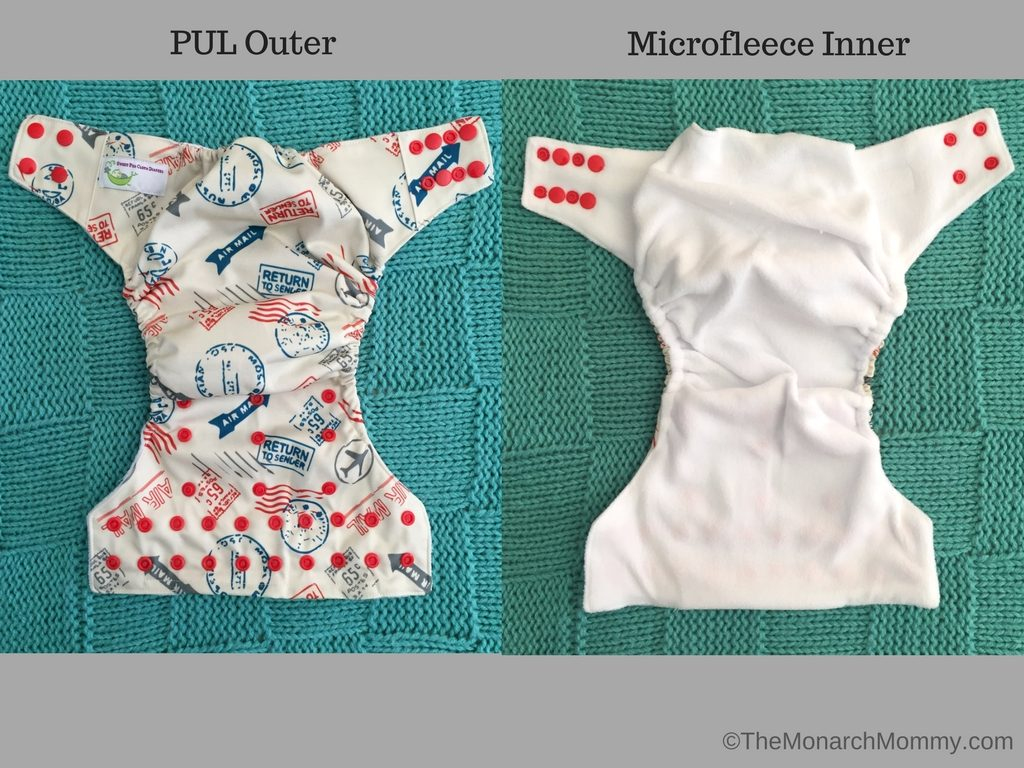Sweet Pea Pocket Diaper Review