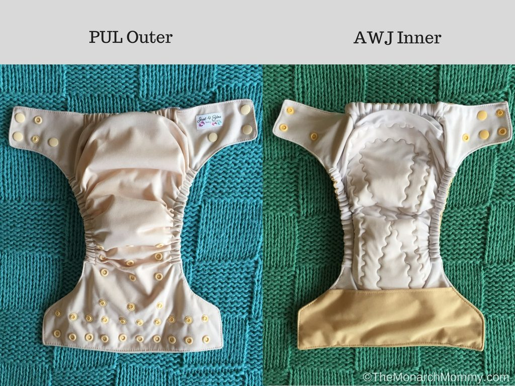 Just 4 You Baby Designs AIO Cloth Diaper Review