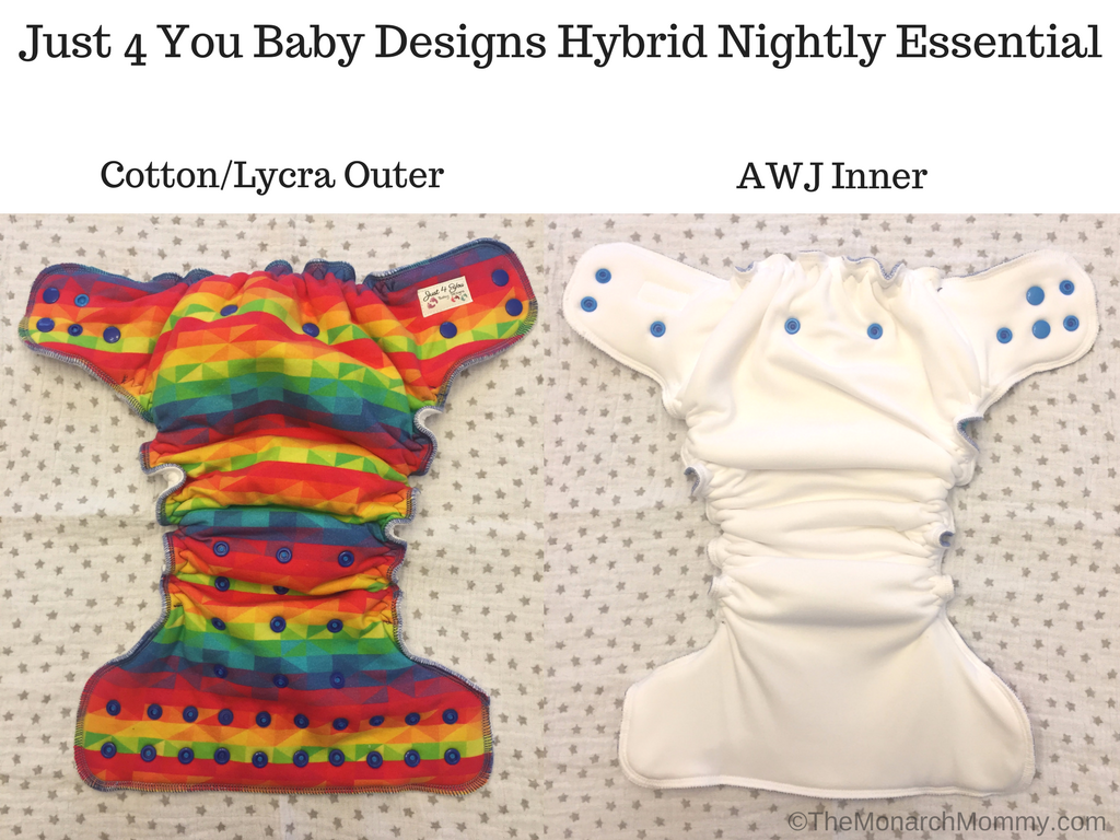 Just 4 You Baby Designs Hybrid Nightly Essential Review